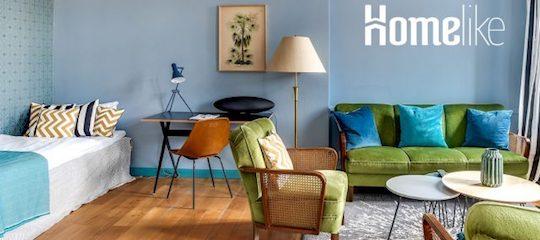 Moderne Freelancer Wohnung von Homelike